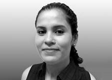 Heydi Zeledón Analista de Tesorería Crédito y Cobranza