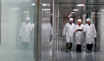 Imagen - Laboratorio Area Esteril
