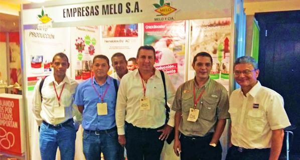 Launch of Nutrovet® and Avivet® at the National Congress of Poultry Farmers of Panama (ANAVIP)