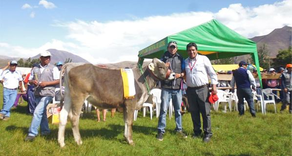 Agrovet Market en Expo Ternera Jorge Basadre Quispicanchis-Cusco