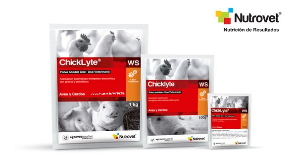 ChickLyte® WS, Functional Hydration