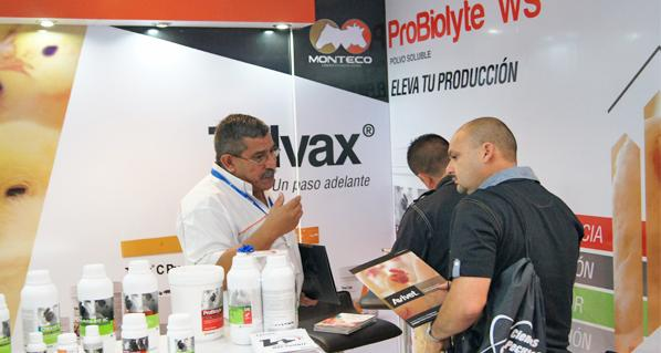 Agrovet Market present at the XIV National Poultry Day in Costa Rica