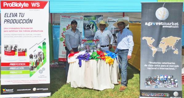 Agrovet Market in Locumba IX EXPO - 2016 TACNA