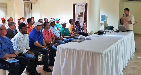 Agrovet Market held livestock tour in the Dominican Republic