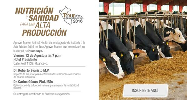 Agrovet Market Tour 2016 now in Huancayo