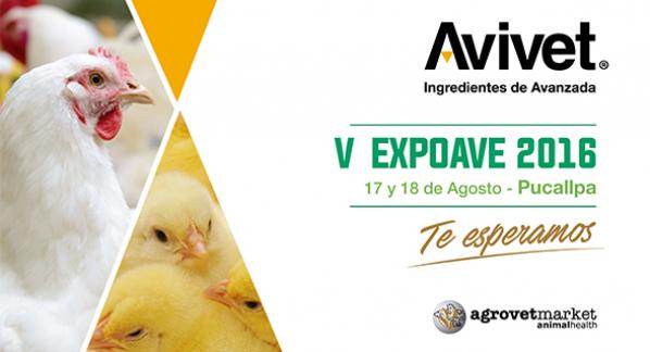 Meet Avivet® - Advanced ingredients in V Expoave 2016