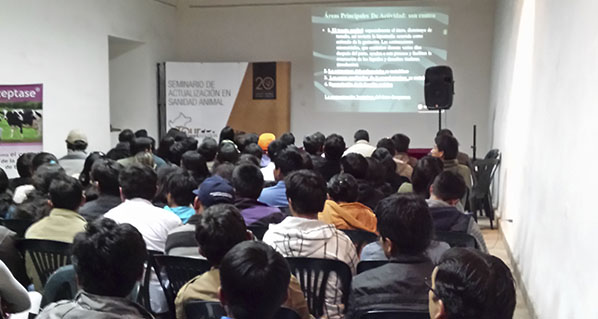 Outstanding success of the 2014 Agrovet Market Tour in Ayacucho
