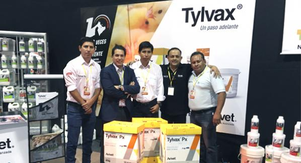 Avivet® successful presentation at the X International Seminar on Poultry Science Fair Expo IV - Poultry AMEVEA 2016