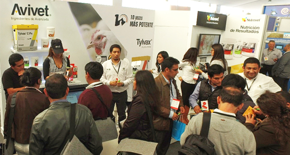 Successful participation of Avivet® in the Peruvian Poultry Congress 2016
