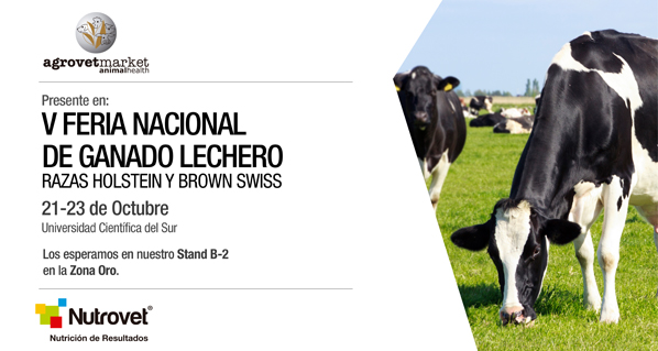 Agrovet Market invites you to participate in the V National Fair of Dairy Cattle Breeds Holstein and Brown Swiss