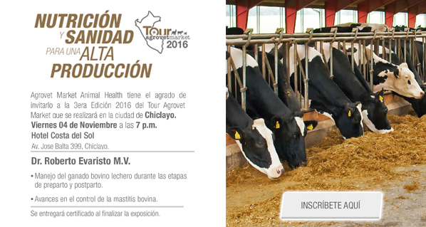 Agrovet Market Tour 2016 now in Lambayeque - Chiclayo
