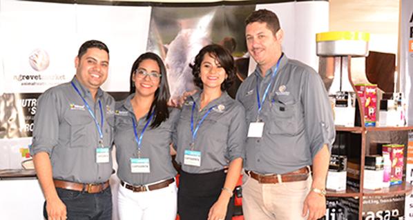 Agrovet Market Animal Health Nicaragua presente en el XV Congreso Nicaragüense del Sector Lácteo