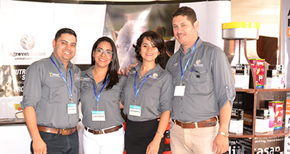 Agrovet Market Animal Health Nicaragua presents at the XV Nicaraguan Congress of the Dairy Sector