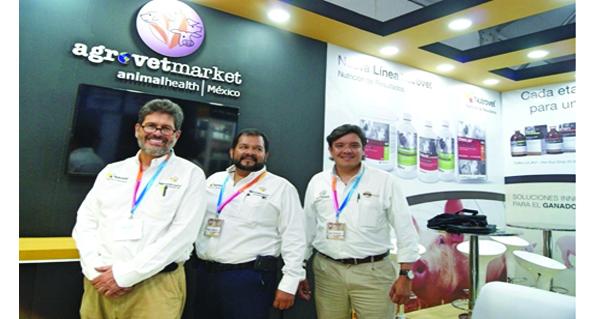 Agrovet Market Animal Health México presente en AMVECAJ 2017