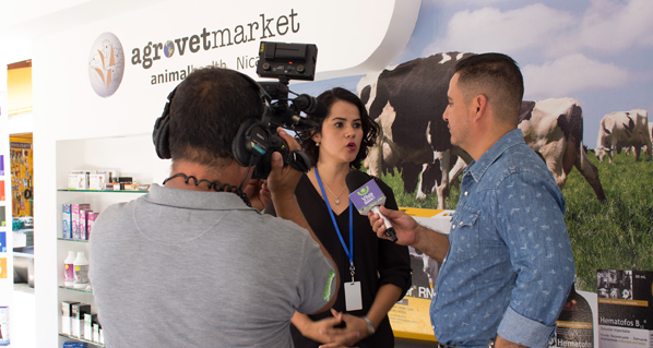 Agrovet Market patrocinador Oro Expica Permanente 2017