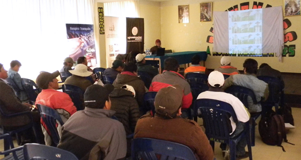 IV Taller de Acreditación de Jueces Brown Swiss