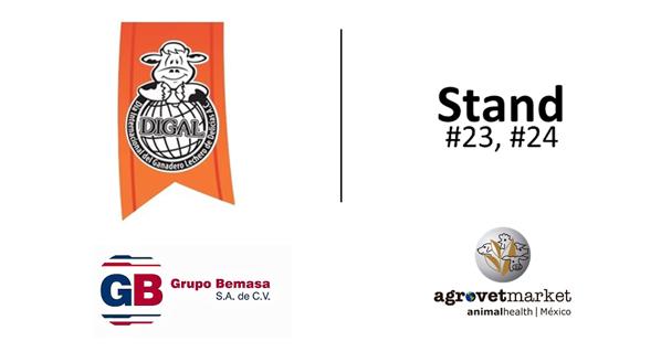 Agrovet Market y Grupo Bemasa en importante evento del sector lácteo en México