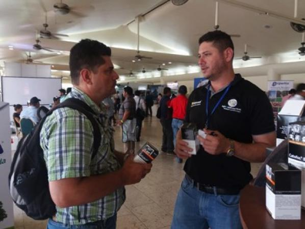 Agrovet Market Animal Health present in important congress of the dairy sector in Nicaragua