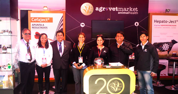 "Agrovet Market Animal Health sponsored the XXI National Congress of Veterinary Science: ""Forging synergy for the sustainable development"""