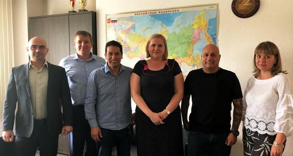 Agrovet Market visita a Grupo Agrimatco en Europa Oriental