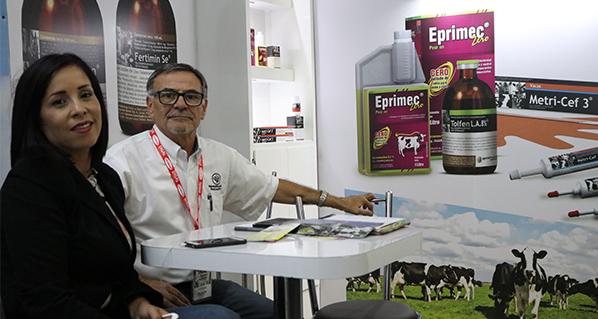 Agrovet Market presente en importante congreso de ganado lechero en México