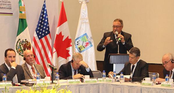 Secretarios agropecuarios de Canadá, EE.UU. y México, se reunieron para fortalecer al sector agroalimentario