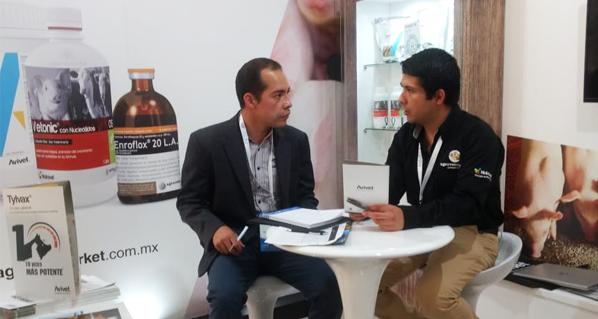 Agrovet Market presente en reconocido congreso porcino en México