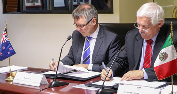México trabajará con Nueva Zelanda para el desarrollo genético bovino