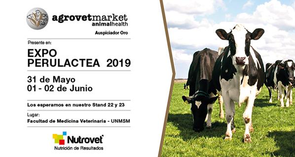 """Agrovet Market Animal Health presente en """"EXPO PERULACTEA 2019"""""""