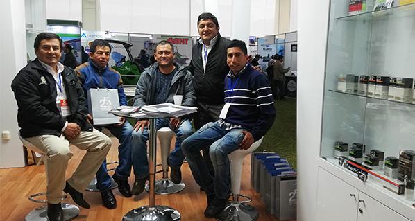 Agrovet Market Patrocinador Oficial de EXPO PERULACTEA
