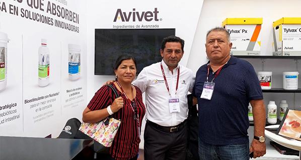 Avivet® presente en el AMEVEA 2019 en Trujillo