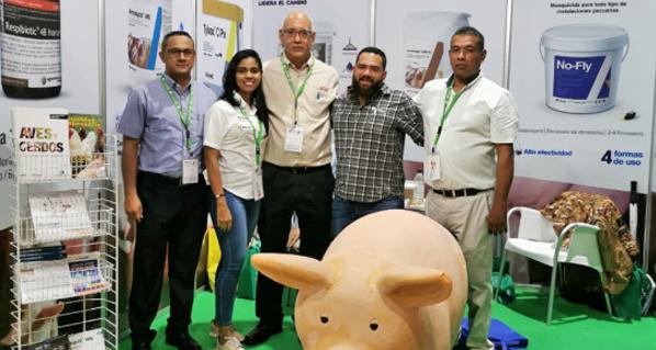 Agrovet Market y Melo presente en VI Congreso de la Organización Iberoamericana de Porcicultura en Panamá
