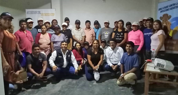 Agrovet Market dicta charla para ganaderos de Cañete