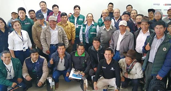 Agrovet Market ofreció charla a personal de Senasa – Huaraz