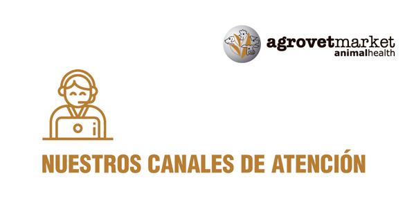 Canales de Atención de Agrovet Market a nivel Nacional