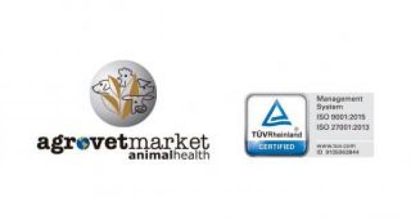 Agrovet Market Animal Health certifies the ISO 9001: 2015 standard