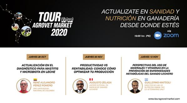 TOUR VIRTUAL AGROVET MARKET 2020