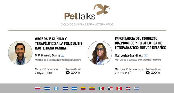 INICIA EL SEGUNDO AÑO DE CONFERENCIAS DE PETTALKS DE AGROVET MARKET