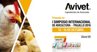 Avivet® will participate in the international event on the northern coast of Peru