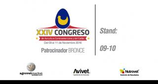 XXIV Congress of Central American and Caribbean Poultry