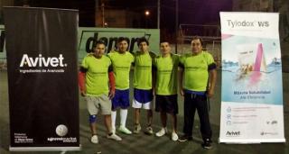 Empezó la primera edición de la Copa Avivet® - Chiclayo 2016