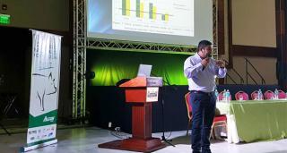 Agrovet Market presenta Avivet y Nutrovet en el Segundo Congreso Nacional Porcino en Honduras