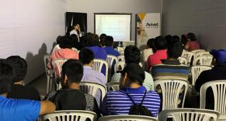 """Avivet® realizó con éxito la ponencia """"Avances en el control de enfermedades respiratorias en monogástricos"""""""