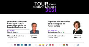 VIRTUAL TOUR AGROVET MARKET 2021