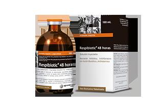 Respibiotic® 48 Horas