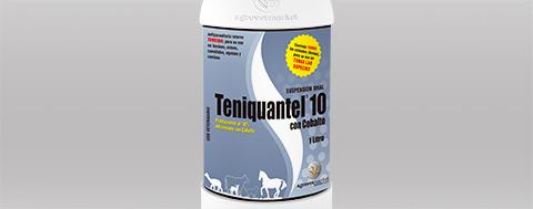Teniquantel® 10 con Cobalto