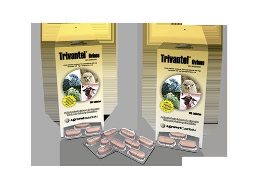 Trivantel® Ovinos Tabletas
