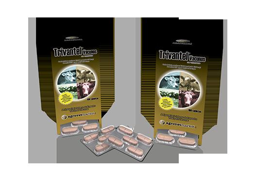 Trivantel® Vacunos Tabletas
