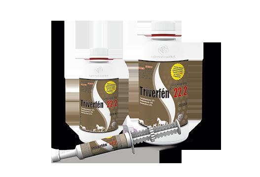 Evaluación de la eficacia de Triverfén® 22.2 contra nematodos gastrointestinales en ovinos.