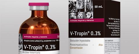V-Tropin® 0.3%